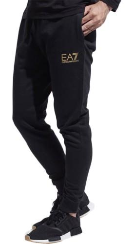 EA7 Emporio Armani spodnie dresowe edycja GOLD